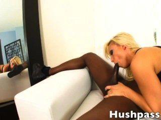 White Wife Cuckolding Her Husband With A Bbc