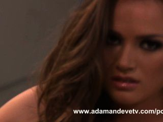 Glamour Lesbians With Bree Olsen And Tori Black