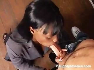 Jada Fire Keeps A Student After School