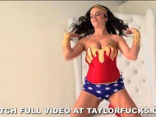 Taylor Is Wonder Woman
