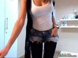 Hot Girl Cam Show 386