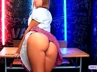 [moistcam.com] Hot School Girl Ready For Your Cock! [free Xxx Cam]