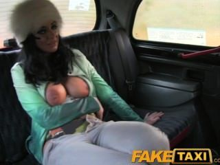 Faketaxi Big Tits Tattoo Hottie Has Sex With Taxi Driver