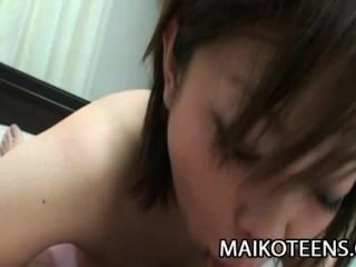 Chika Matsura - Teen Jav Flower Screwed And Creampied