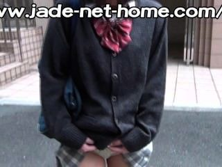 Pee Panties Of Jk
