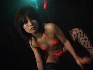 Micro Bikini Oily Dance 1 Scene 2 - Mei Koyanagi