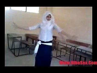 Arab Egypte Dance In School